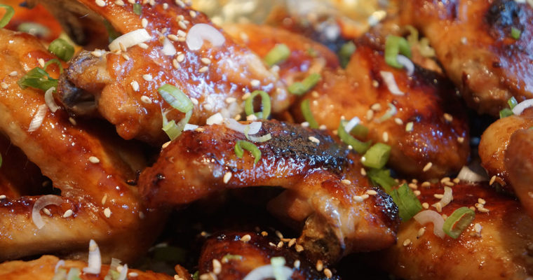 Sticky Wings