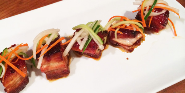Chili Glazed Pork Belly